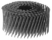 Pointe en rouleaux annelée 23-25x50mm boîte de 9000