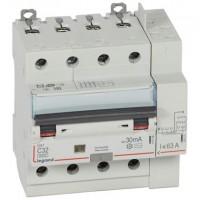 Disjoncteur DX3 4P C32 6000A AC 30 TGA LEGRAND