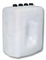 Cuve fioul polyéthylène 1500 litres ROTH