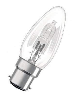 Lampe halogène B 64542 30W 240V B22 LEDVANCE