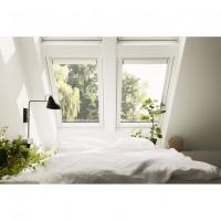Fenêtre CONFORT 2076 GGL SK08 whitefinish 1140x1400mm