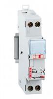 Coupe circuit 1PH+N 16A 250V LEGRAND