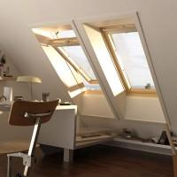 Fenêtre de toit à rotation  GGL M04 78x98cm VELUX