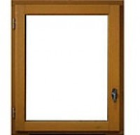 Fenêtre 1 vantail bois 950x600mm SIMPA
