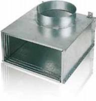 Plénum isolé piquage latéral 300x150mm ATLANTIC CLIM/VENTIL