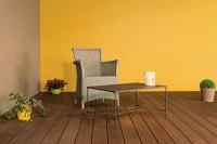 Lame terrasse composite ATMOSPHERE brun sao paulo coextrudée 23x138x4000mm