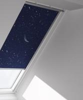 Store occultant solaire DSL 1100 SK08 bleu 114x140cm VELUX