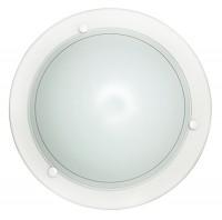 Applique ronde blanc SLID