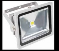 Projecteur led aluminium 30W 4500°K SLID