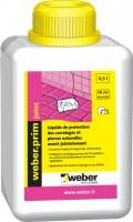 Joint pour carrelage WEBER.PRIM bidon de 0,5l WEBER