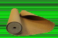 Bande résiliente en liège aggloméré 6x130mm 10m