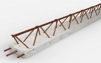 Poutrelle béton Raid STH longueur 2,5m FABEMI