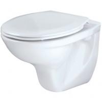 Pack WC suspendu PRIMEO 2 abattant standard blanc