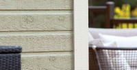 Bardage en fibre de bois CANEXEL acadia profil Ridgewood