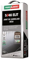 Joint décoration ELIT 5046 chocolat 10kg PAREXGROUP