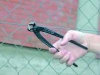 Tenaille RUSSE 22cm RUBI
