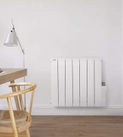 Radiateur électrique ATOLL blanc 2000W ZEHNDER