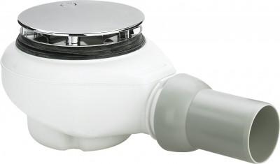 Bonde de douche TEMPOPLEX nu diamètre 90mm VIEGA