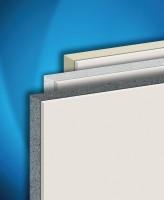 Plaque de plâtre POLYPLAC C R=3,80 épaisseur 13+120mm KH 2,6x1,2m KNAUF SUD EST