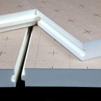 Panneau polyuréthane EUROSOL épaisseur 82mm 1,2x1,0m RECTICEL INSULATION