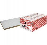 Panneau laine de roche FIREROCK - Ep.40mm 1000x600mm - 10 panneaux par carton - ROCKWOOL