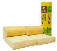 Panneau laine de verre ISOFAÇADE 32R R3.75 120mm 4000x600mm 2 rouleaux par colis