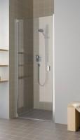 Porte de douche pivotante intégrale CC 1WR 08020 VPK pivotant à droite