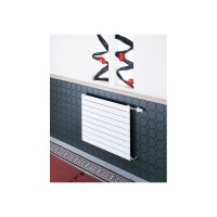 Radiateur eau chaude FASSANE pack double horizontal 74,3x80x11,1cm ACOVA