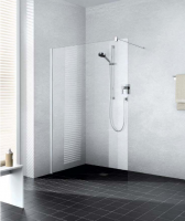 Paroi WALK-IN-SHOWER A/BAR ROTH