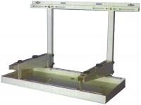 Bac métal à condensat 800x400mm BASIC SEGMENT