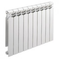 Radiateur aluminium royal 35 H423 10 élement 870w DECORAL