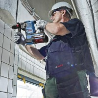 Perforateur GBH 36 VF-LI + accessoires 108x246x407mm