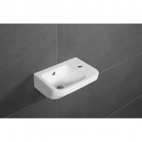 Lave-mains angulaire ARCHITECTURA droite 36X26cm VILLEROY ET BOCH