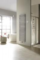 Radiateur sèche-serviettes mixte CALA GF blanc 612-600W ACOVA