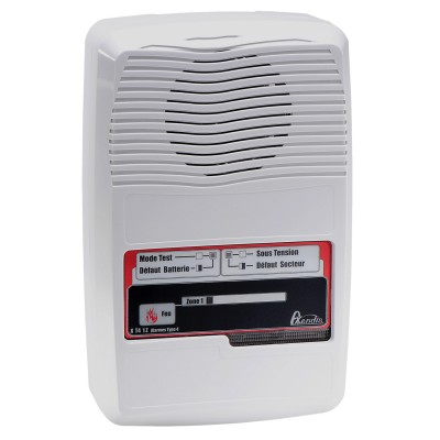 Bloc alarme type 4 flash intégré COOPER SECURITE