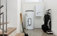 Chaudière murale gaz à condensation ECS 286/5 VAILLANT