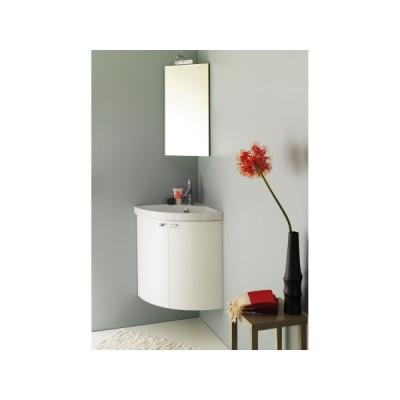 Meuble de salle de bains d'angle POP SANIJURA