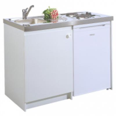 Meuble bas m lamin pour cuisinette moderna montpellier 34076 destockage habitat - Cuisinette moderna ...
