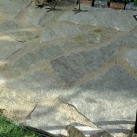 Dalle luserne bords épaufrés gris-vert épaisseur.30-50mm 20cm longueur libre MORINA MAURO & C.SRL