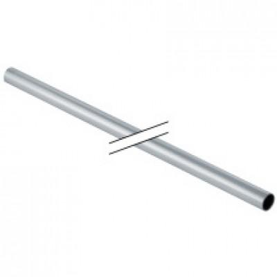 Tube acier électrozingué diamètre 35x1,5mm , barre de 6m GEBERIT