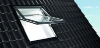 Fenêtre de toit PVC R7 9T K ISO 134x98cm ROTO FRANK