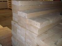 Bois du Nord blanc menuiserie non classée 25x200mm 3,90ml SILVERWOOD