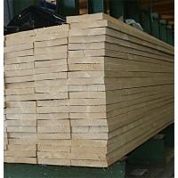 Bois du Nord blanc menuiserie non classé 44x225mm 4,50ml SILVERWOOD