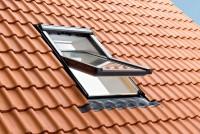 Fenêtre de toit rotation bois Q-4 H2G S1 CONFORT 114x118cm ROTO FRANK