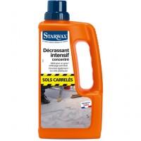 Nettoyant décrassant dégraissage pulvérisation 1l  STARWAX