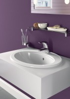 Vasque ULYSSE blanc 560x460mm IDEAL STANDARD