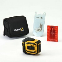 Laser 5 points kit CA-5P STABILA