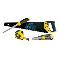 Pack plaquiste 4 outils STANLEY