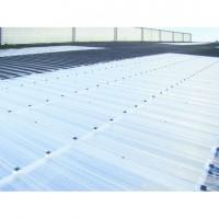 Panneau transparent isolant ONDUCLAIR THERMO polycarbonate épaisseur 40mm 6.50m