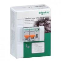 Coffret chauffe-eau 1 contact SCHNEIDER ELECTRIC
